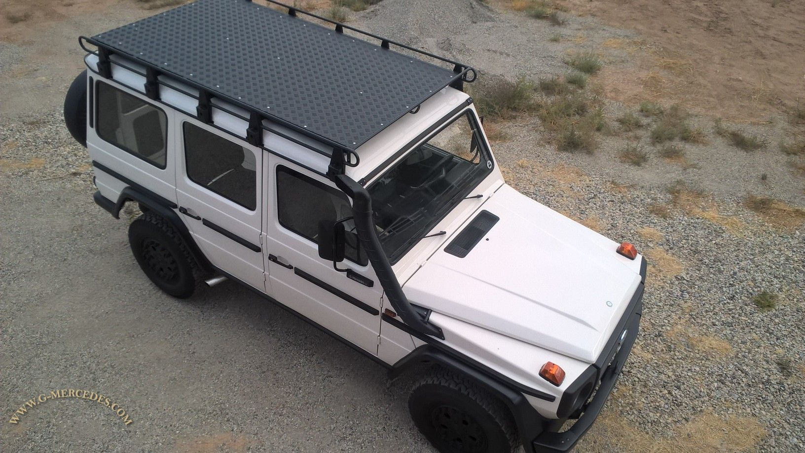 The Ultimate Roof Rack !!!