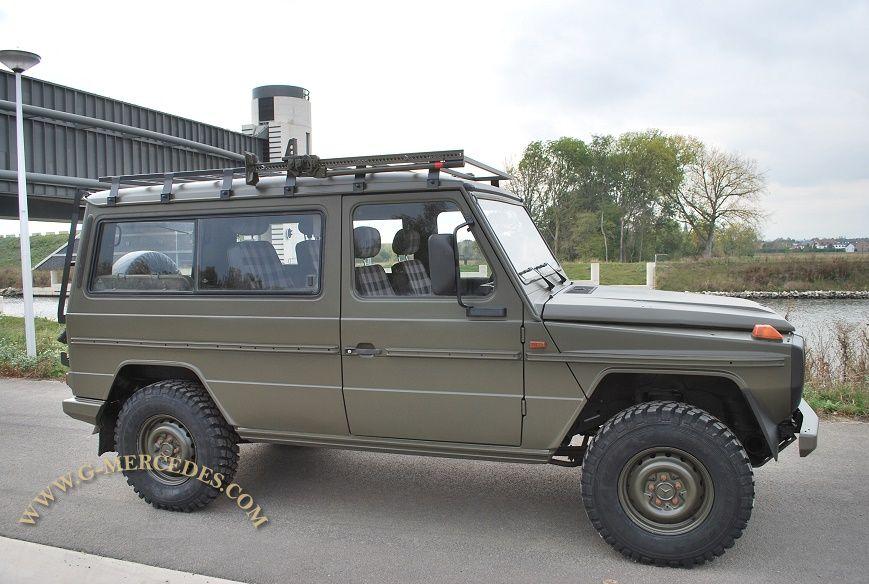 Rare 2-door LWB !