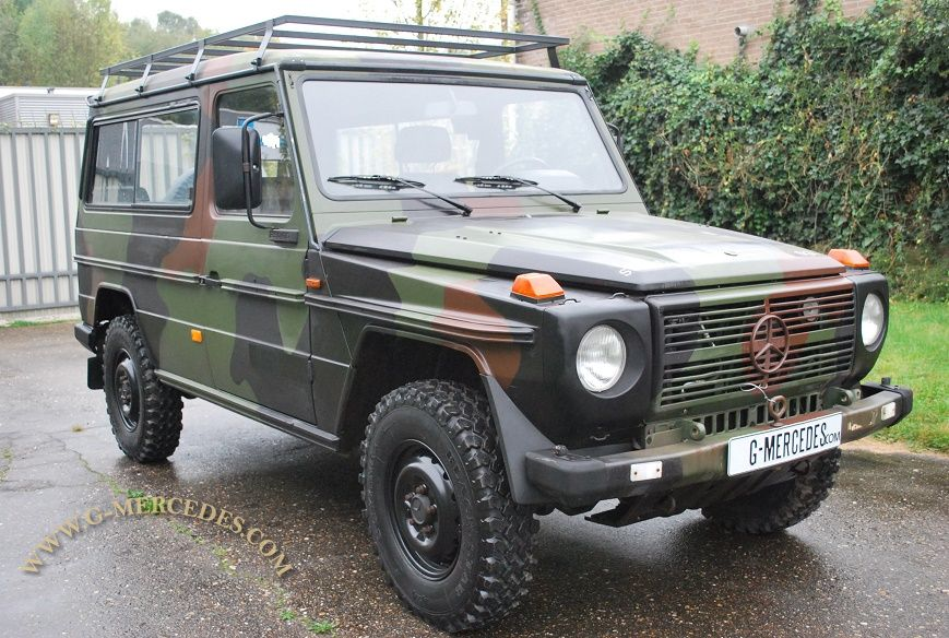 Rare 2-door LWB survivor !