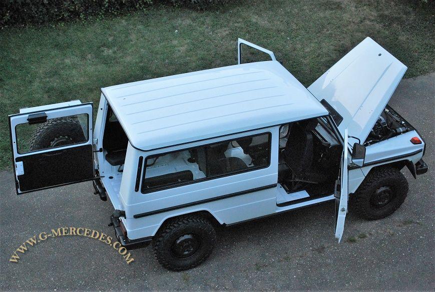 Rare 2-door LWB Turbo Diesel + A/C