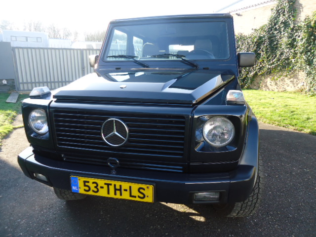 Mercedes 280 GE 4door