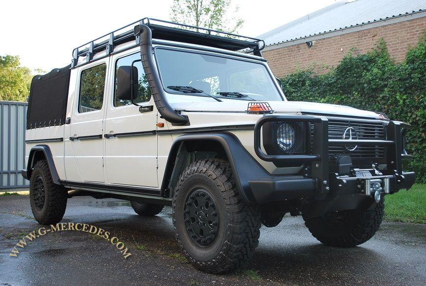 Custom Build 4-door pick-up !!