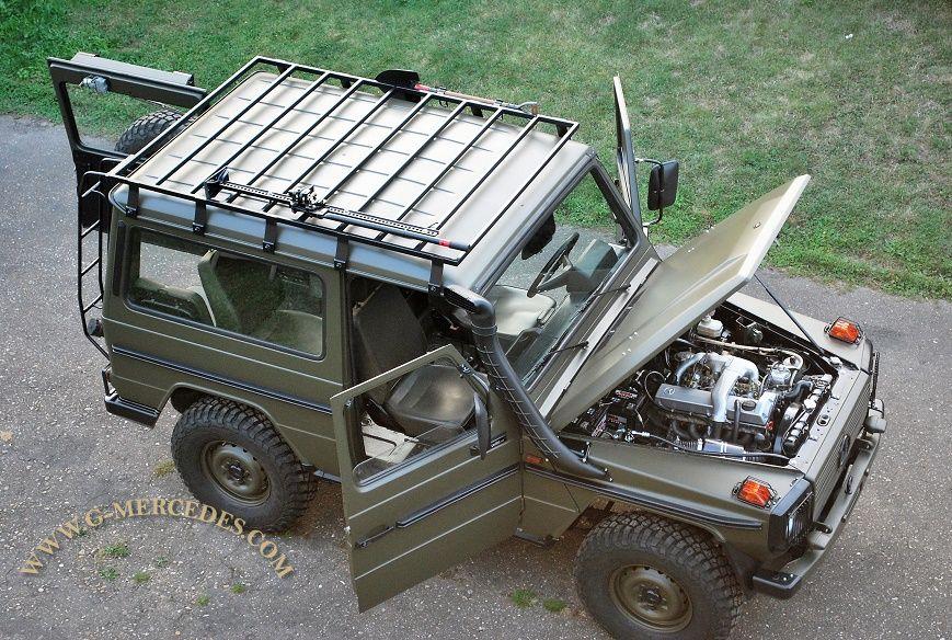Gorgeous 290GD SWB Turbo Diesel + A/C