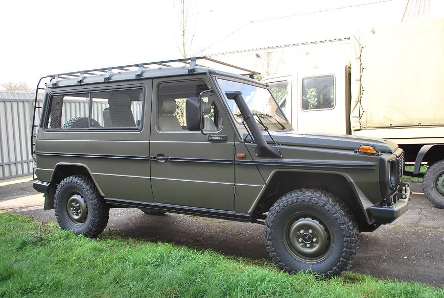 2dr. LWB 290GD Turbo Diesel +A/C